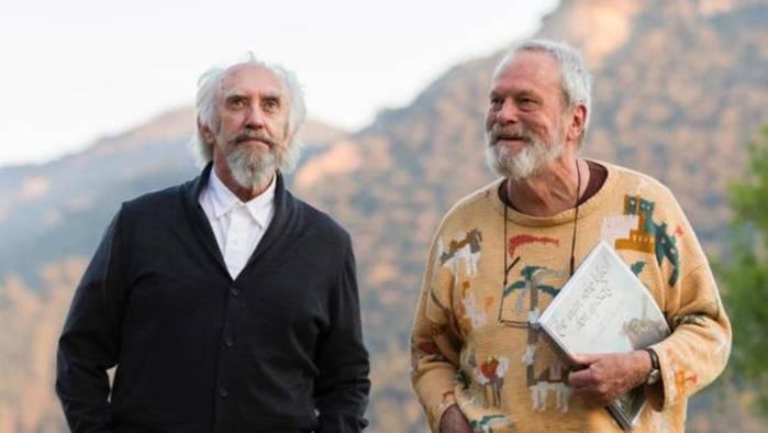 El 'Quijote' de Terry Gilliam podrá verse en Cannes