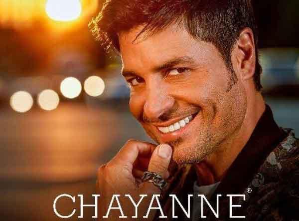 Chayanne anuncia conciertos en México