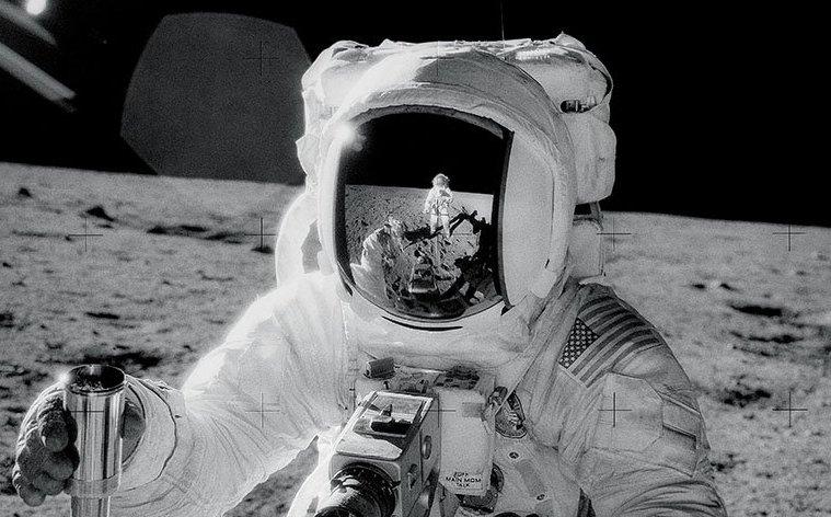 Muere Alan Bean, cuarto hombre en pisar la Luna