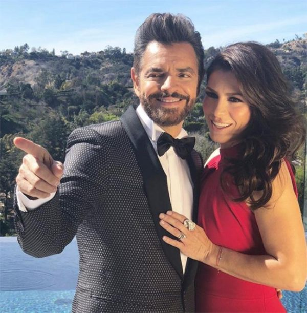 Alessandra Rosaldo revela que Aislinn salvó su relación con Eugenio Derbez