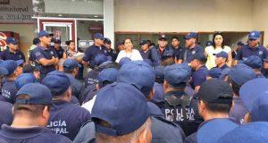 Solicita Gobierno de Juchitán intervención de Gendarmería Nacional ante paro de policías municipales