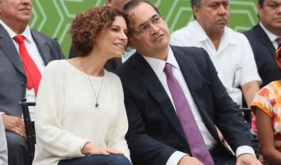 Liberan a Karime Macías tras pagar más de 3 mdp de fianza