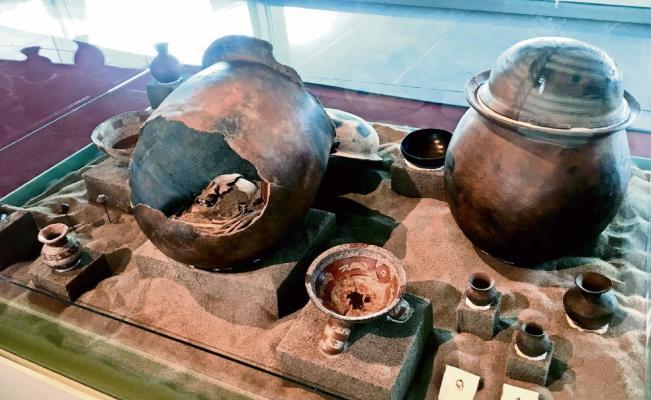 Cultura tarasca se exhibe en Museo de Antropología