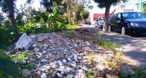 Patronato pro rescate del muro denuncia invasión por omisión de autoridades