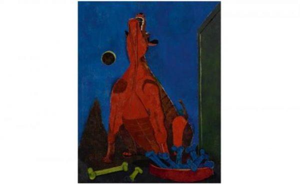 Obra de Tamayo es subastada por 5 mdd en Nueva York