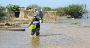Implementan Plan Marina por mar de fondo en costas de Oaxaca