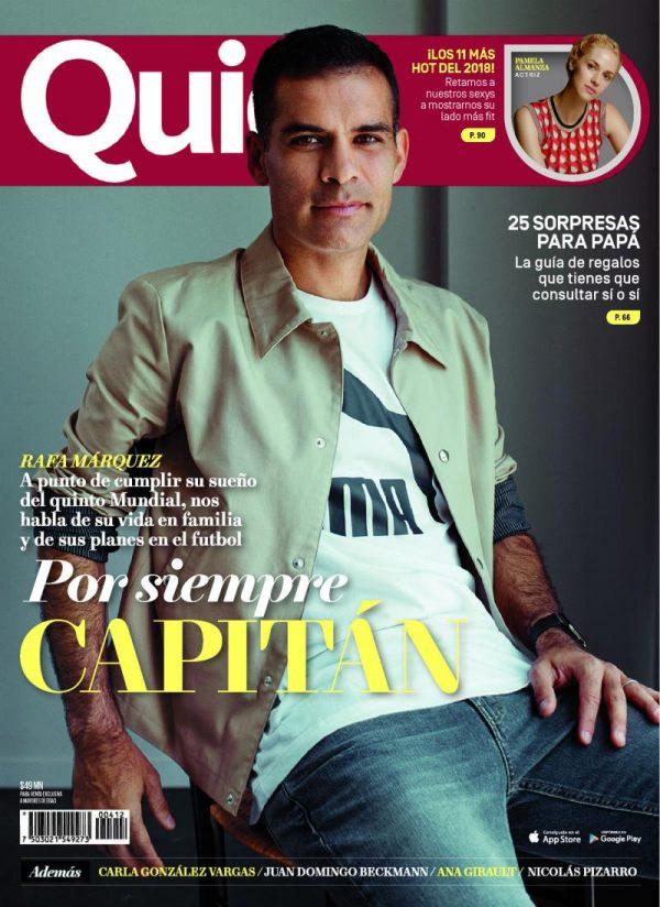 Rafa Márquez, por siempre capitán
