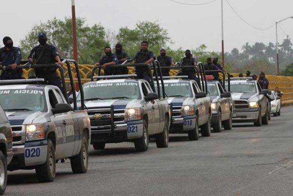 Déficit de policía en Tuxtepec es de 50 elementos: Benigno Villalobos