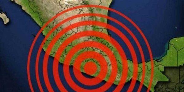 Amanecen entre sismos en Veracruz, Oaxaca y Chiapas