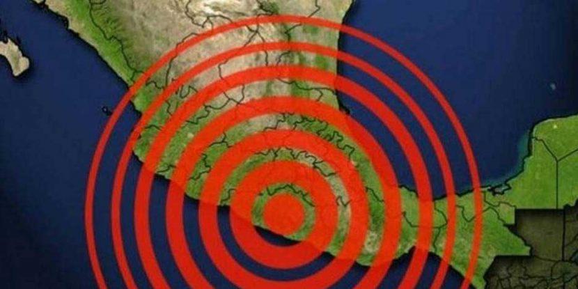 Se registra sismo en Chiapas, preliminar de 5.3