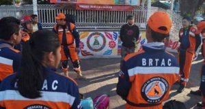 Necesario que más personas se capaciten, para cualquier tragedia: Brigada de Rescate de Tuxtepec