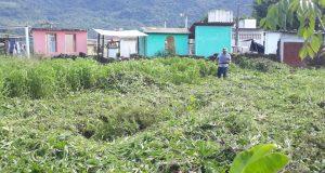 Logra Ayuntamiento de Valle proyecto de ampliación al cementerio que presenta un 98% de capacidad