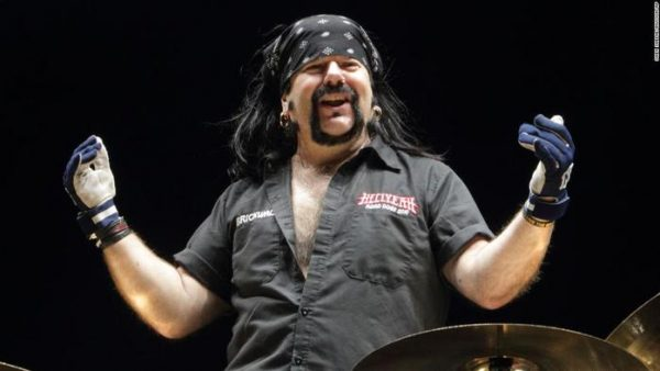 Muere Vinnie Paul, baterista y fundador de Pantera