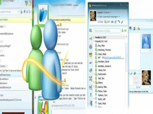 ¡Justo en la adolescencia! Messenger MSN está de vuelta