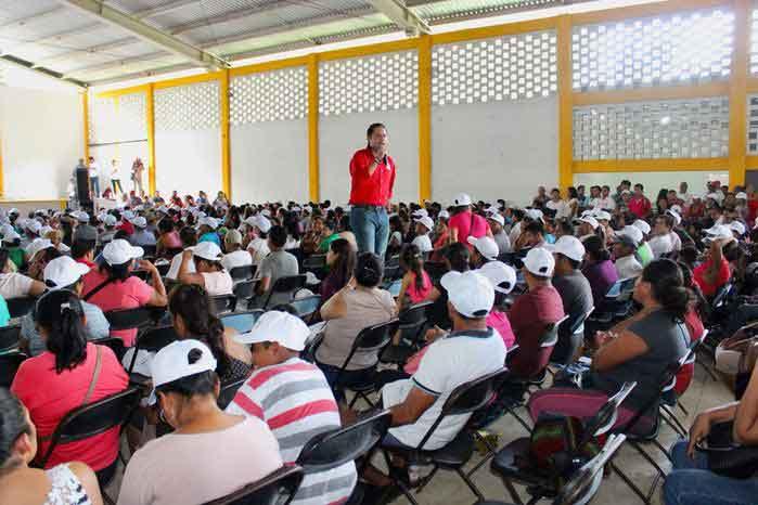 Por Oaxaca y por México, todos unidos y con paso firme: RBCC