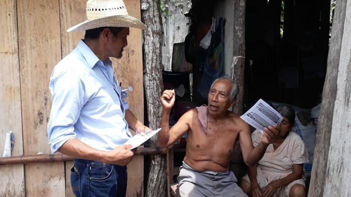 Mis propuestas son reales y no solo fantasías: Raúl Manuel Antonio