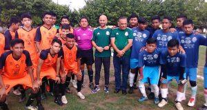 Tuxtepec no sólo requiere espacios deportivos, necesita impartición de clínicas por atletas de alto rendimiento: Grajales