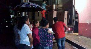 Llega material no resguardable a Consejo Distrital del IEEPCO en Tuxtepec