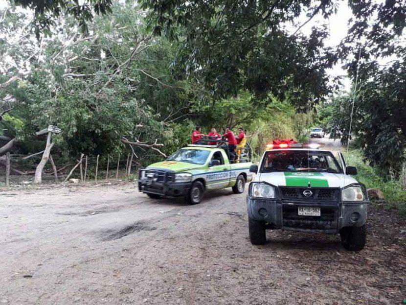 Se mantiene búsqueda de joven desaparecido en la Costa: CEPCO