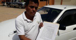 Violencia podría aumentar en Jacatepec en la recta final, afirma representante del PRD