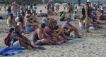 Realizan en playa de Oaxaca torneo internacional de surf