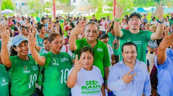 Dávila derrocha el dinero de los tuxtepecanos en su reelección: Doctor Grajales