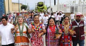 Karina Barón: AMLO consolida unidad en Oaxaca,  vamos todos con Morena
