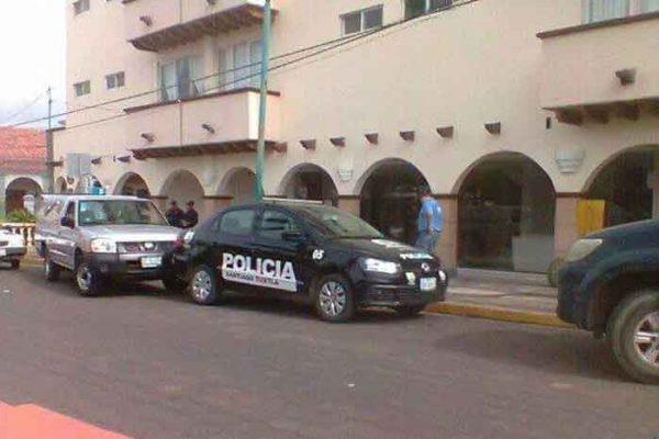Asesinan al primer comandante de la Policía en Cosamaloapan