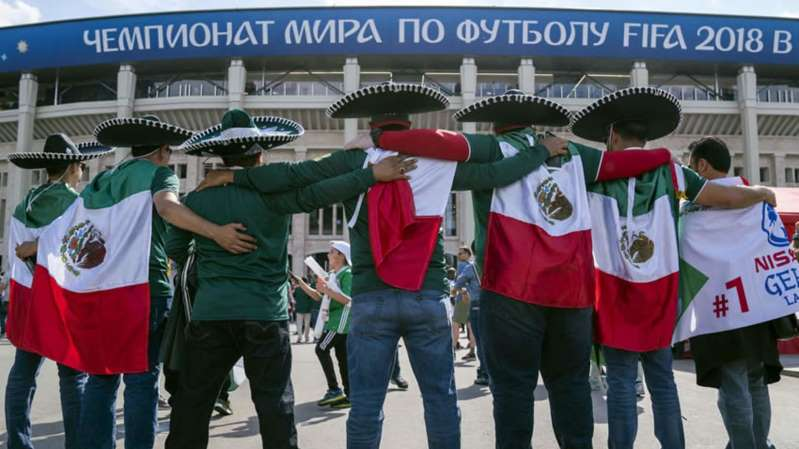 FIFA multa con 500 mil dólares a México por grito