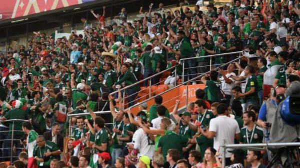 Por comportamiento de la afición, FIFA multa nuevamente a México