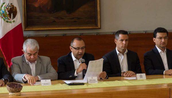 Acuerdan preservar clima de civilidad política en Oaxaca, durante jornada electoral de este 1 de julio