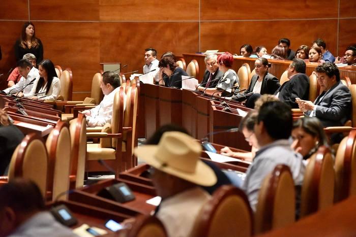 Aprueba LXIII Legislatura reforma a favor de la juventud oaxaqueña