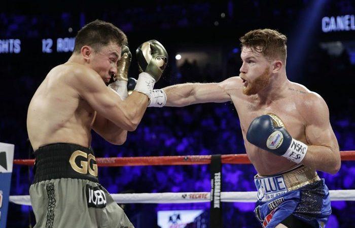 Canelo y Golovkin tendrán segunda pelea