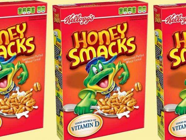 """Alerta SSO sobre cereal """"Honey Smacks"""" por presencia de salmonelosis"""