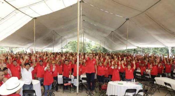 """Unidad y fortaleza en el PRI, respaldan proyecto de """"Chester"""""""