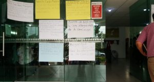 Denuncian trabajadores de SSO acoso laboral