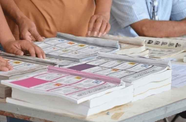 A 18 días de la elección, el IEEPCO aún no recibe las boletas electorales