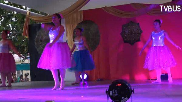 Roba aplausos Capezzio Escuela de Ballet y Danzas Escénicas en Tuxtepec