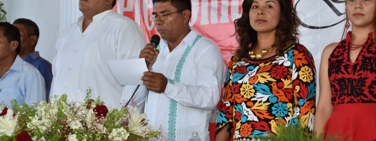 Violenta candidato del PRI principios de equidad en Ojitlán