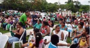 ¡Respaldo total de Santa Úrsula, San Rafael y La Mina a Grajales!