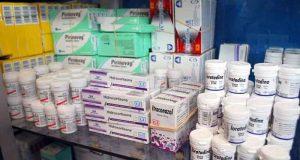 Abasto de medicamentos en hospitales de Oaxaca en un 60%
