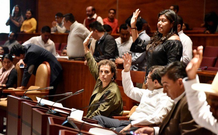 Aprueba Congreso de Oaxaca reestructuración de deuda pública