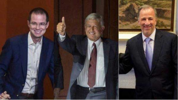 AMLO confirma reunión con sus rivales de campaña: Anaya y Meade