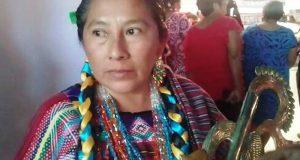 Maribel Roque primera Diosa Centeolt tuxtepecana