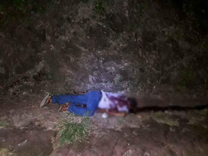 Asesinan a Profesor de la Sección 22 en el Istmo