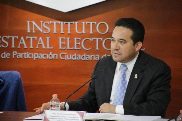 Aprueba comisión, proyecto para iniciar liquidación de partidos locales