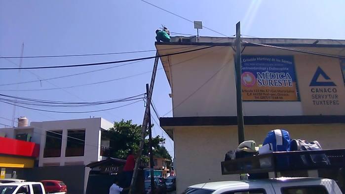 Realizarán diagnóstico de cámaras de seguridad en Tuxtepec