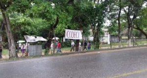 Se prevé conflicto en la colonia Granada por instalación de ambulantes en zona Federal