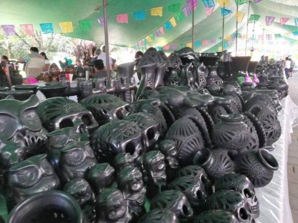 San Bartolo Coyotepec, pueblo místico leyenda y arte del Barro Negro