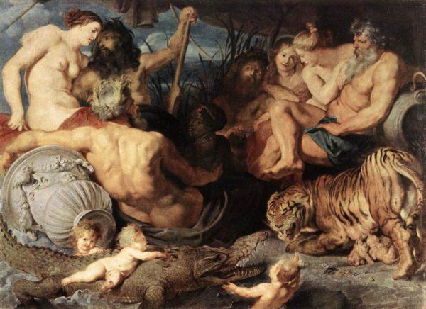 Museos piden a Facebook deje de censurar obras de Rubens